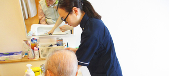 介護実習生の受け入れは国際貢献の一翼を担えます