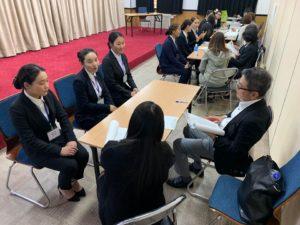 モンゴル介護技能実習生の面接